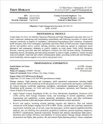 Federal Resume Template Health Symptoms And.