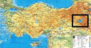 Image result for van haritası