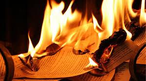 Αποτέλεσμα εικόνας για κάψιμο βιβλία