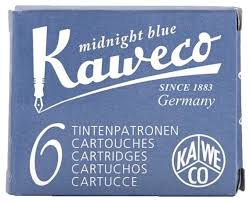 <b>Картридж для перьевой ручки</b> Kaweco Ink Cartridges 6-Pack (6 шт ...