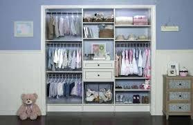 baby closet organizer gray neat