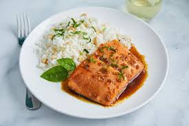 Spicy Grapefruit Salmon Recipe Recipe ...