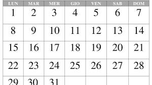 Aprile Calendario Stili 2019 Pdf Calendario 2019 Excel Aprile