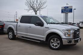 2015 Ford F-150, Used