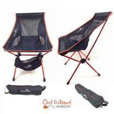 outdoor camping chair. Motocrow Lightweight Motorcycle Travel Camp Chair Outdoor Camping