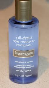 to remove my waterproof mascara i use neutrogena oil free eye makeup remover and it removes my waterproof mascara right off without pulling out my