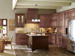 nice medium oak kitchen cabinets medium wood kitchen cabinets with contrasting dark wood kitchen