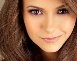 nina dobrev the vire diaries in make up trailer in the past 3 years due