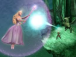 Barbie And The Magic Of Pegasus Wand Of Light Wand Of Light Barbie And The Magic Of Pegasus Wallpaper