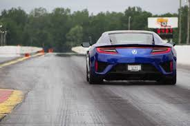 The Acura NSX is Ready for Winter and Here's Why » AutoGuide.com News