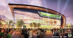 wesley edens urban milwaukee bucks groundbreaking and second annual block party set for 18