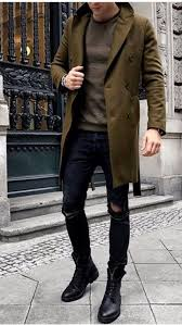 cool classy and fashionable men winter coat 26