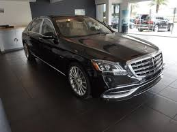 2018 maybach 560. Exellent 560 New 2018 MercedesBenz SClass Maybach S 560 On Maybach
