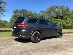 2018 dodge durango srt. contemporary dodge 2018 dodge durango srt rear right quarter inside dodge durango srt