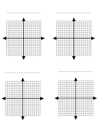 Large Grid Paper Printable Standard Graph Paper Blank Graphs To