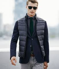 4 Rules For Wearing A Gilet   FashionBeans & Gilet Over Blazer Outfit Inspiration Adamdwight.com