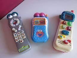 sesame street elmo s flip phone remote