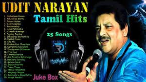 Udit Narayan | Jukebox | Rap Songs | Love Songs | Tamil Hits | Tamil Songs  | Non Stop - YouTube