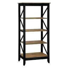 metal bookcase with doors bookcases home office furniture the home depot metal bookshelves with glass doors