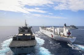 Military Sealift Command Pay Chart 2018 Military Sealift Command Delivering In A Contested