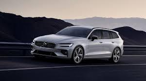2020 Volvo V60 T6 R Design Volvo V60 Wagon Sharpened With R Design And R Design Pro
