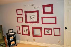 cool picture frame wall decor decorating photo frame wall decoration