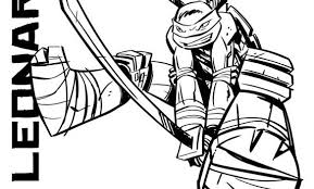 Small Picture Ninja Turtles To Color Teenage Mutant Turtle Coloring Pages