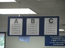 Dmv Eye Chart Distance Dmv Vision Chart Related Keywords Suggestions Dmv Vision