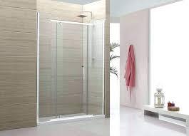 metal shower walls using corrugated