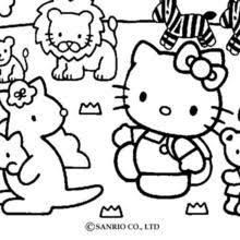 Small Picture HELLO KITTY coloring pages 36 online toy dolls printables for girls
