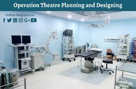 Operating Theatre Design Guidelines Ot Design Of The Future Ot Planning And Designing