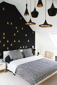 Black White And Gold Bedroom Ideas 3