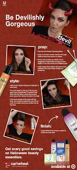 at Prep your Halloween look with your favorite Unilever brands like Simple,  Suave & Q-tips.