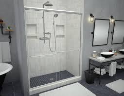 Shower Door screen shower doors photographs : Redi Screen Shower Doors