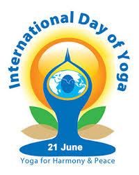 Resultado de imagem para dia internacional do yoga banner