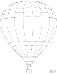 hot air balloon coloring page. Contemporary Page Click The Hot Air Balloon Coloring Pages  With Coloring Page B
