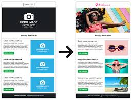 Free Email Newsletter Templates To Help You Get Your Message Out