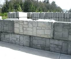 cinder block garden wall. Decorative Cinder Block How To Build A Retaining Wall Sophisticated Blocks . Garden