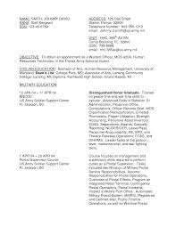 Army Warrant Officer Resume Examples Best of Army Mechanical Engineer Sample Resume 24 Us Infantry Format
