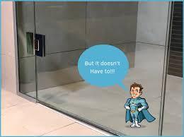 shower glass cleaner hero