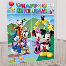 Cars Table Decorations Mickey Mouse Birthday Party Supplies Birthdayexpresscom