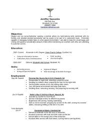 Server Resume Beauteous Server Resume Summary Examples For Meals Letsdeliverco