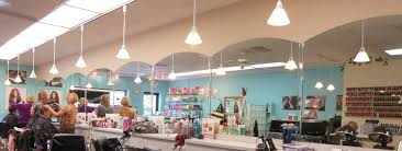best lighting for a salon. Reyna Hair And Nail Salon In St Louis Best Lighting For A