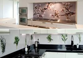 Perfect Modern Glass Kitchen Splash Back Wall Designs Offer Protection In  The Kitchen Part 4