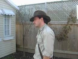 Herbert Johnson Fedoraiders Indiana Jones Hat Replica - YouTube