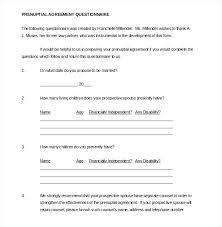 Sample Prenup International Prenuptial Agreement Template Form Uk Sample Prenup