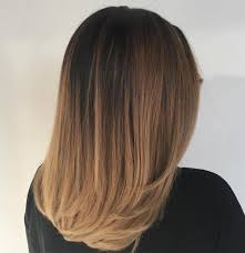 Ash Blonde Balayage Ombré Mixed With