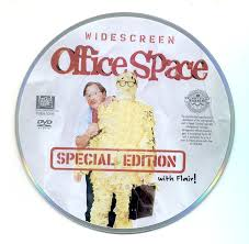 office space cover. Office Space (1999) WS SE R1 - Movie DVD CD Label, Cover, Front Cover Office Space Cover