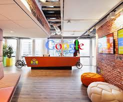 Office Waiting area design Ideas