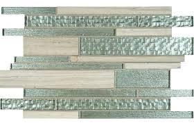 kitchen backsplash medium size stone glass tile backsplash msi aria interlocking in inmm mesh mounted driftwood